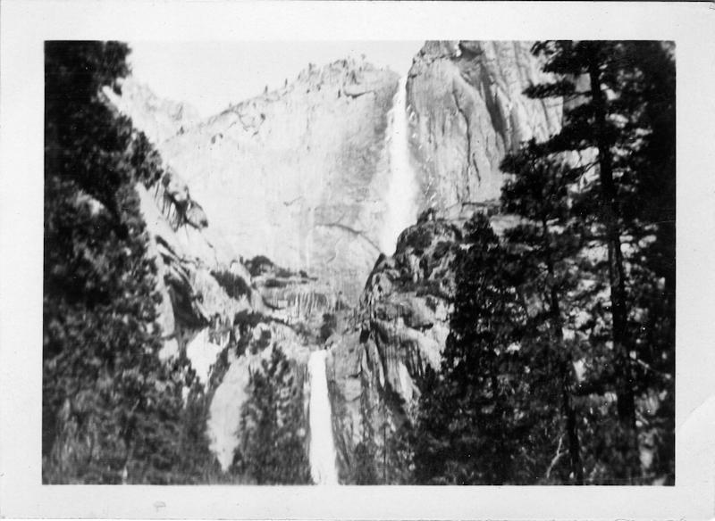 Yosemite Falls 1932