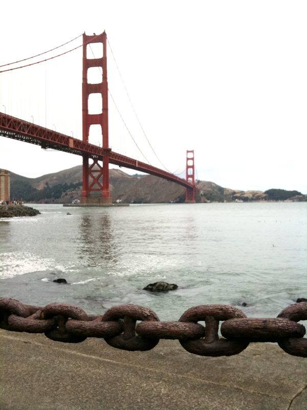 Photographing the Golden Gate Bridge