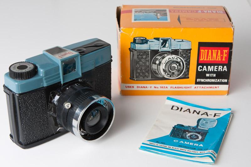 Diana-F 162B camera