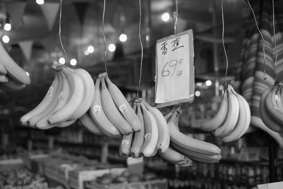 Bananas 60 Cents