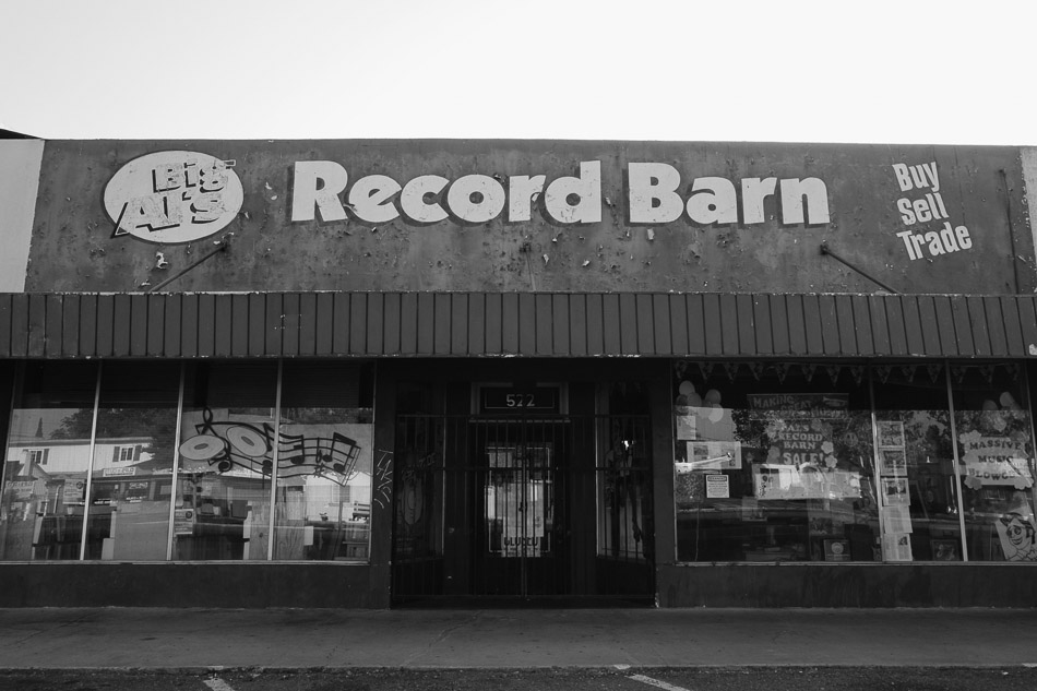 Big Al's Record Barn