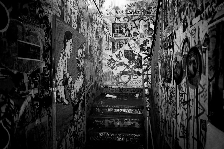 Haus Schwarzenberg Stairway