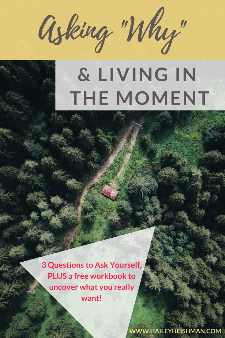 living in the moment free workbook