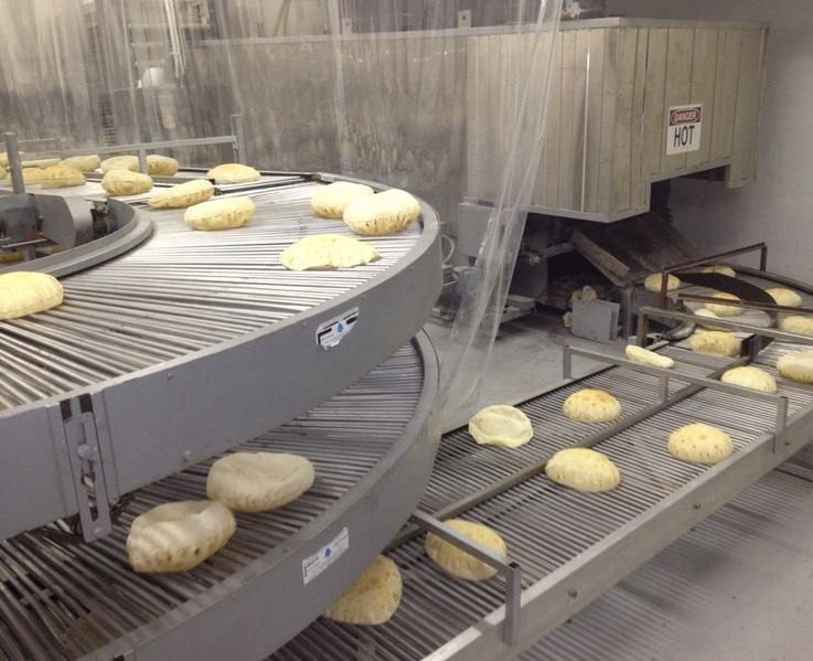 Sultan Bakery Opened as a Pita Bread Factory