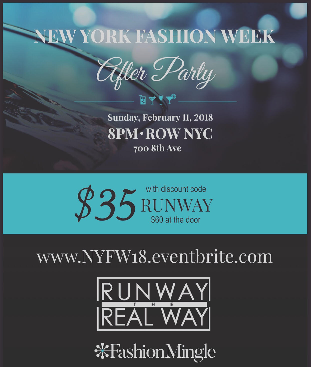 *Flyer by Fashion Mingle