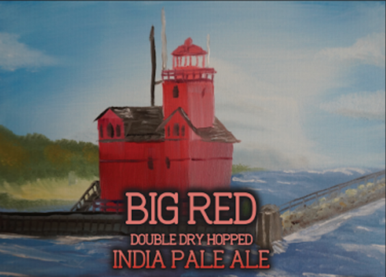 Big Red IPA