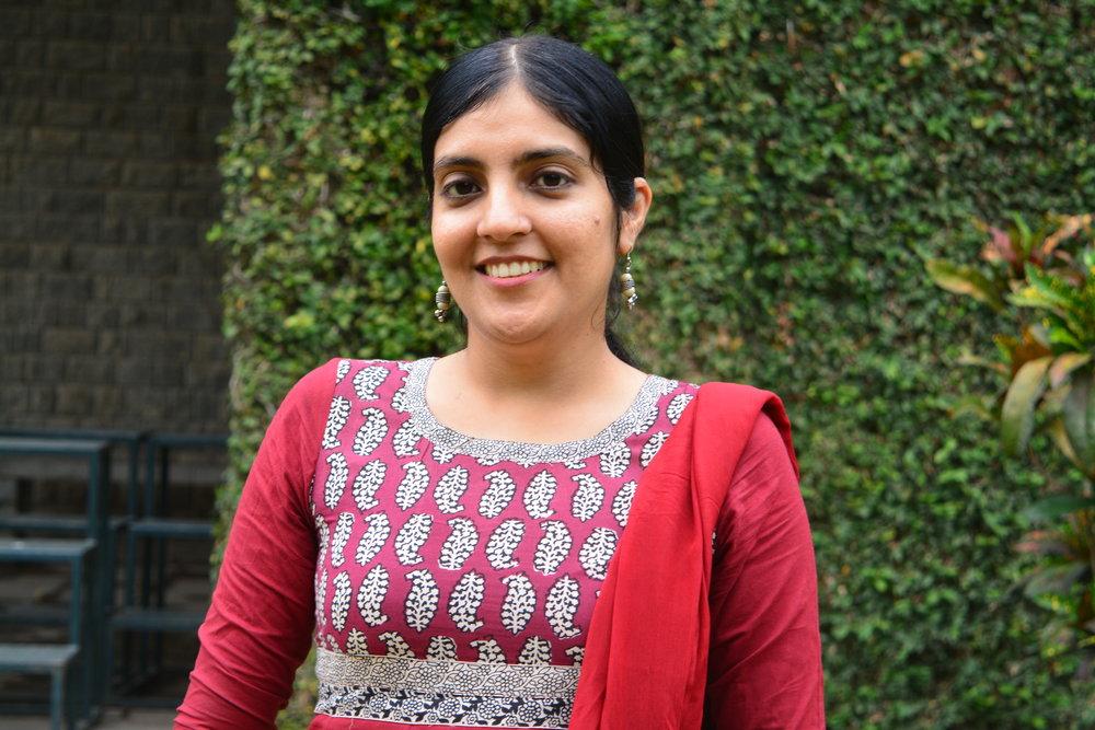 NAUREEN BHULLAR, Ph.D. Bengaluru, India