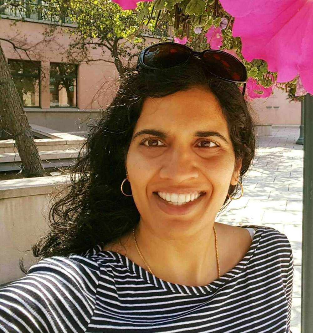 DEEPA SRIKANTAIAH, Ph.D. President ArtLight Global Co-Founder