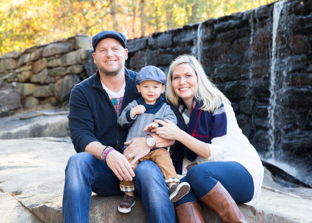 Happy Holidays! - From the McGinn-Sadler family