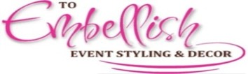 To Embellish Event Styling and Decor