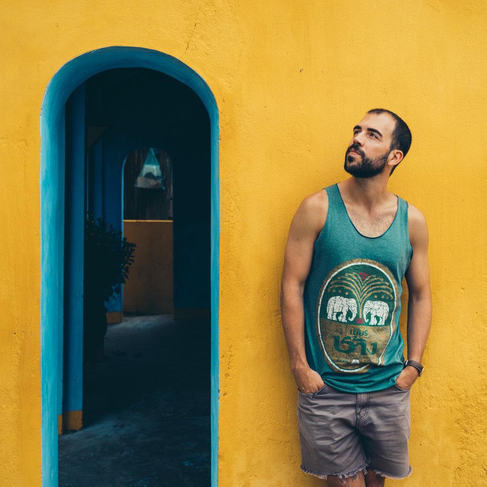 Rodrigo Carabajal - Contact me for Prints or Private Workshops