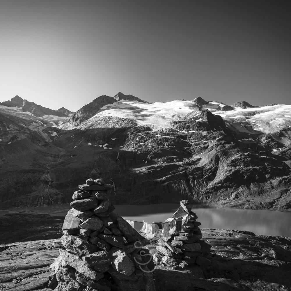 Glacier talks