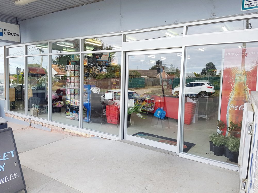 IGA Commercial Shop Front