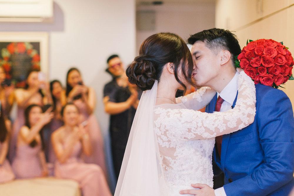 Voon Ying + Joyce