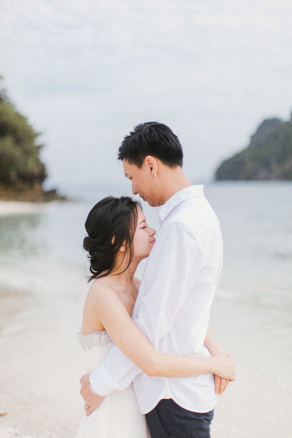 Destination Wedding - Krabi, Thailand