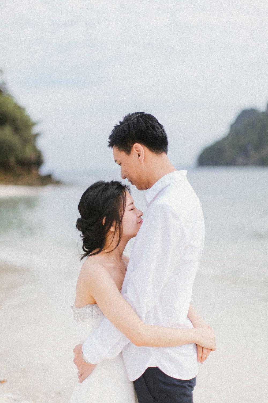 Destination Wedding - Krabi, Thailand
