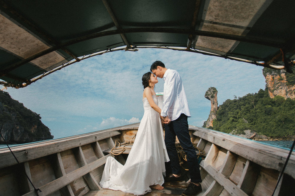 Destination Prewedding - Krabi, Thailand