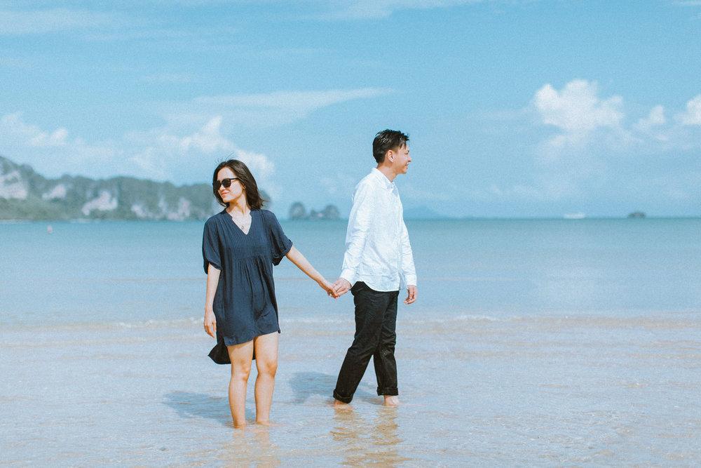 Destination Prewedding - Krabi, Thailand