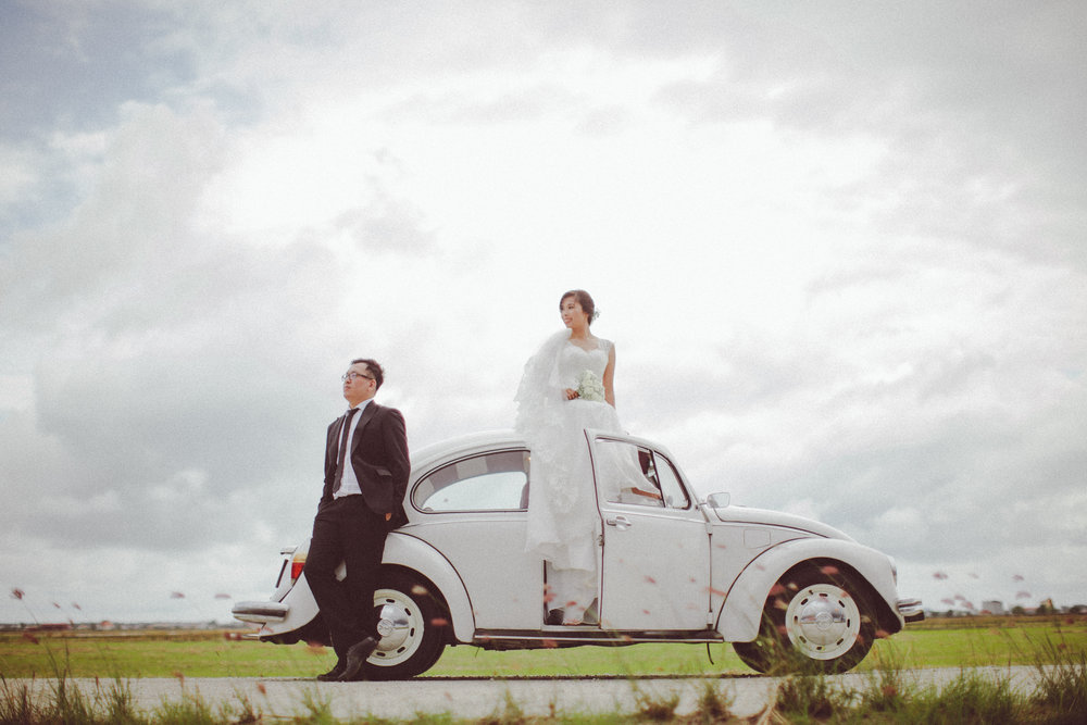 Malaysia Pre-wedding photography