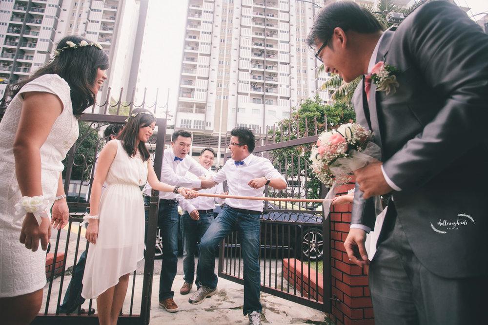 bridemaids responsibilities