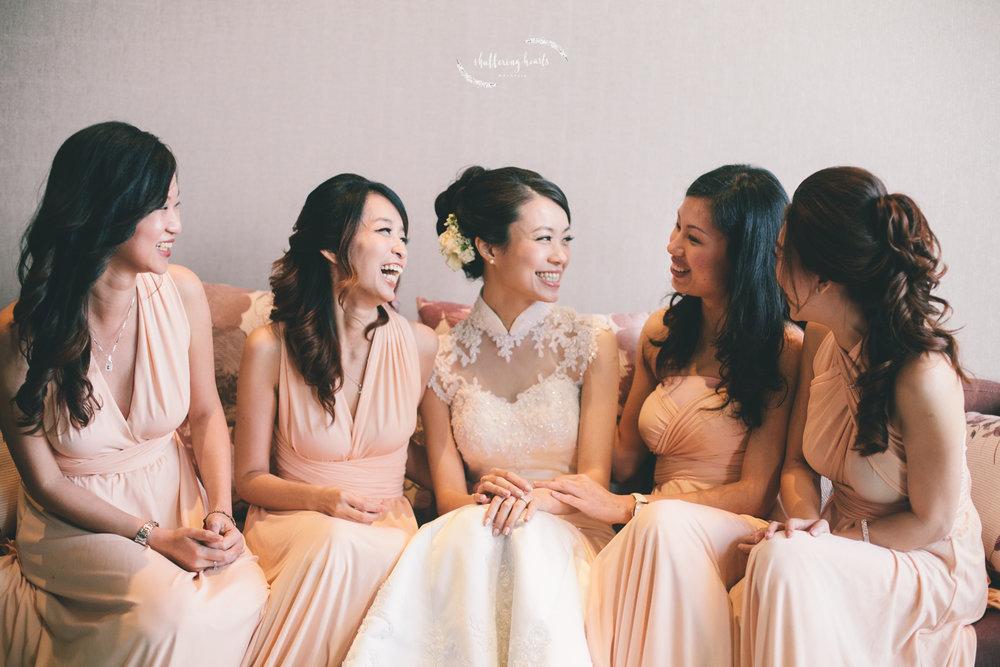 bridesmaids responsibilities