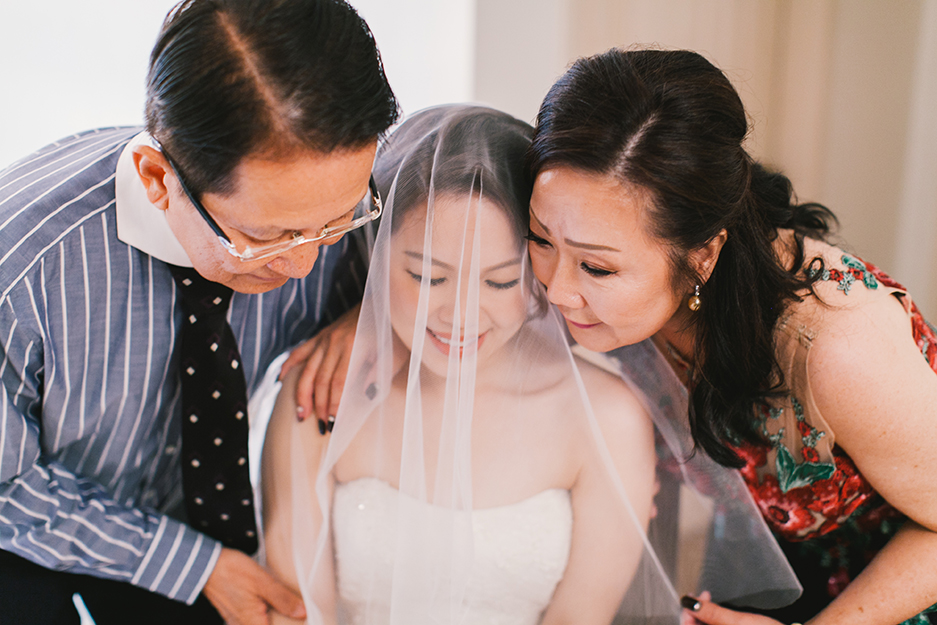 Celebrating Actual Wedding Day: Wei Thian & Wayne