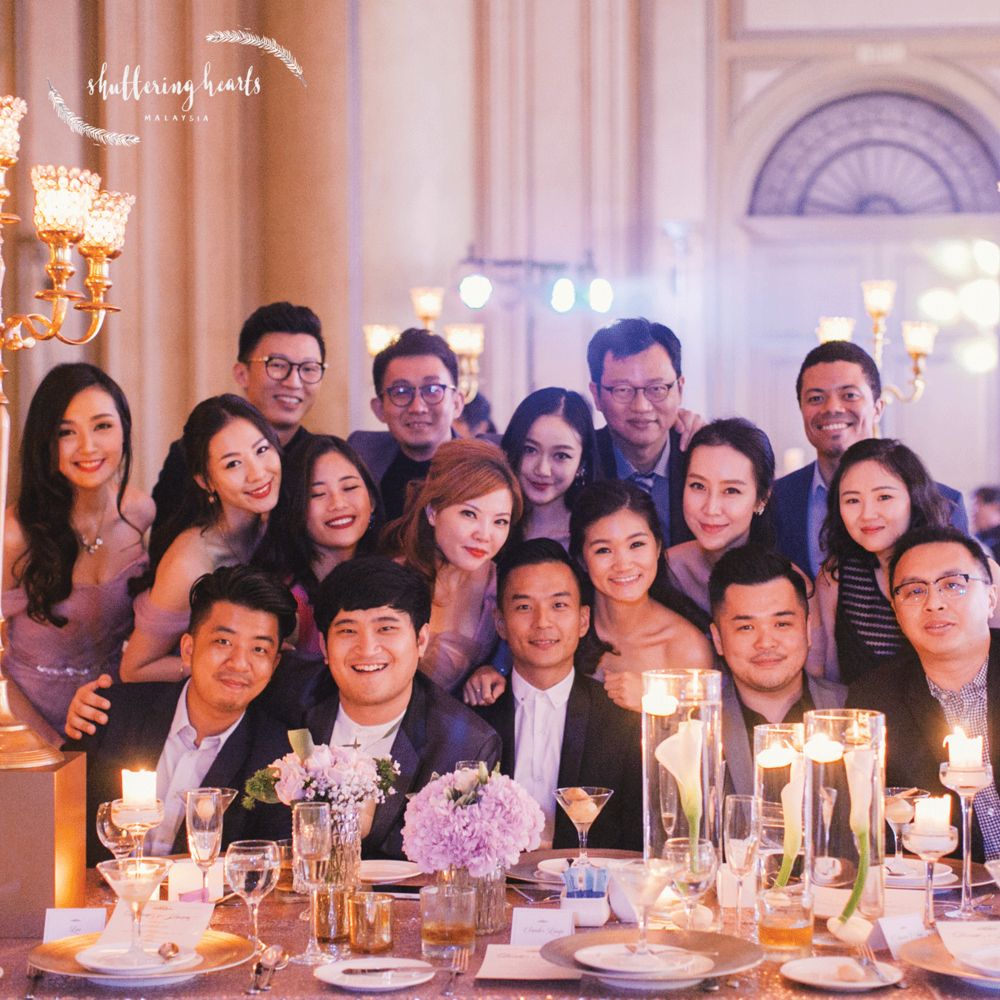 Best Malaysia Wedding Photographer PJ Wedding Photography | Shuttering Hearts
