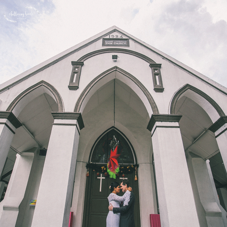 Malaysia Wedding Photographer PJ Wedding Photography | Shuttering Hearts