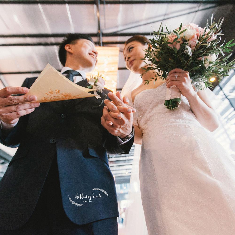 Best Malaysia Wedding Photographer PJ Wedding Photography | Shuttering Hearts