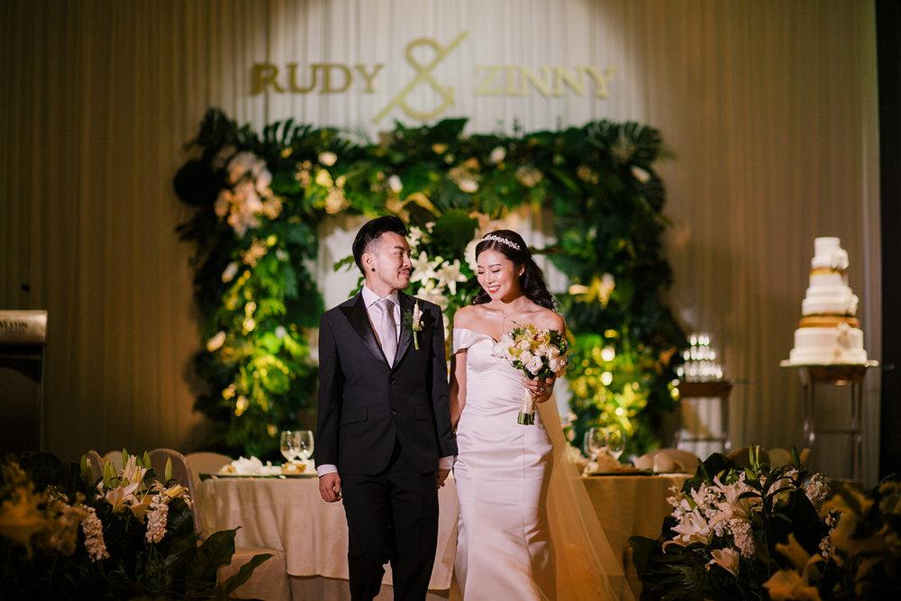 Rudy + Zinny