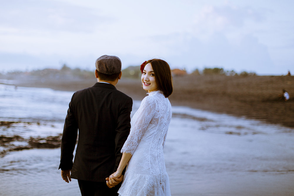 Destination Pre Wedding Photography in Bali