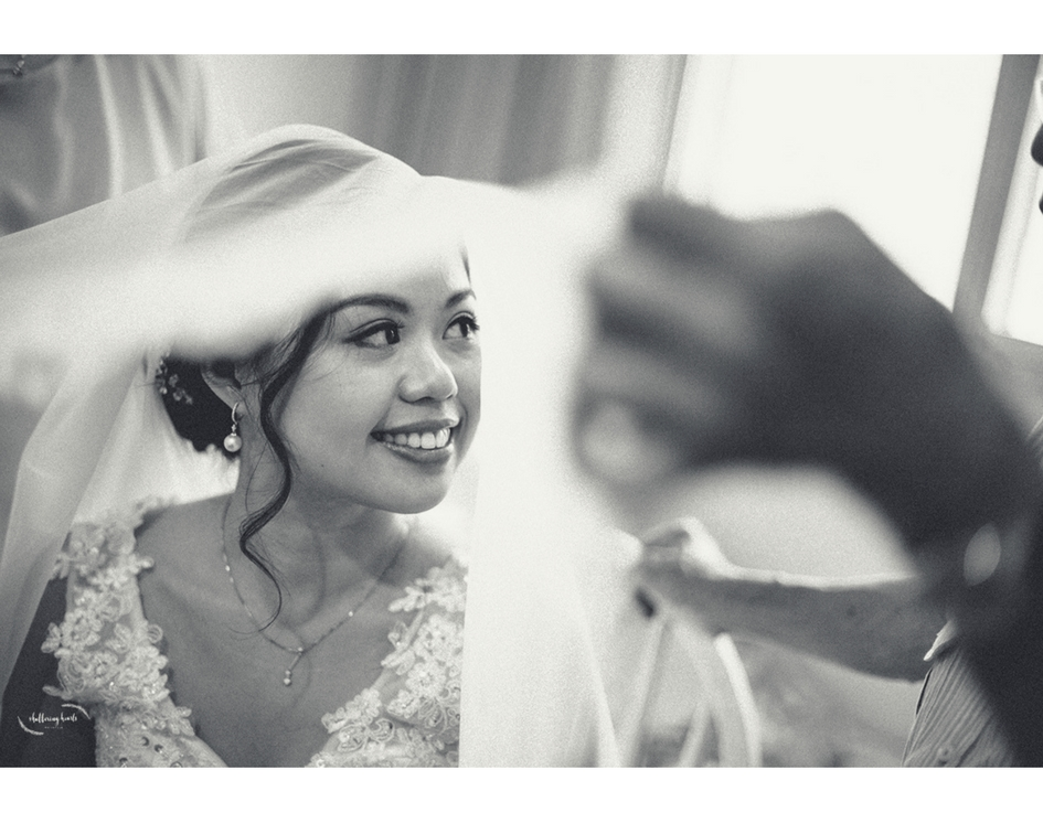 Sarah & Duncan's Timeless Wedding Photography Style | Wedding Couples in Shuttering Hearts