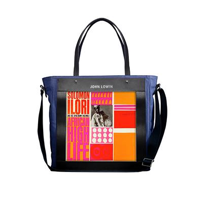 The Blue Note - Canvas Shopper