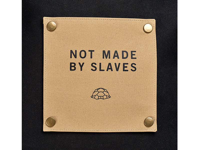 not made by slaves patch
