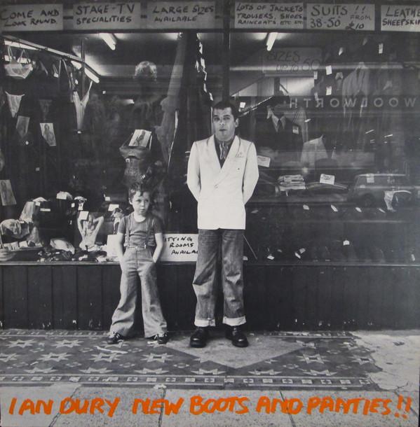 ian dury album cover