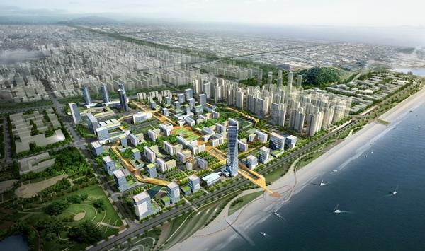 시흥 배곧신도시 지구단위계획, 2011년