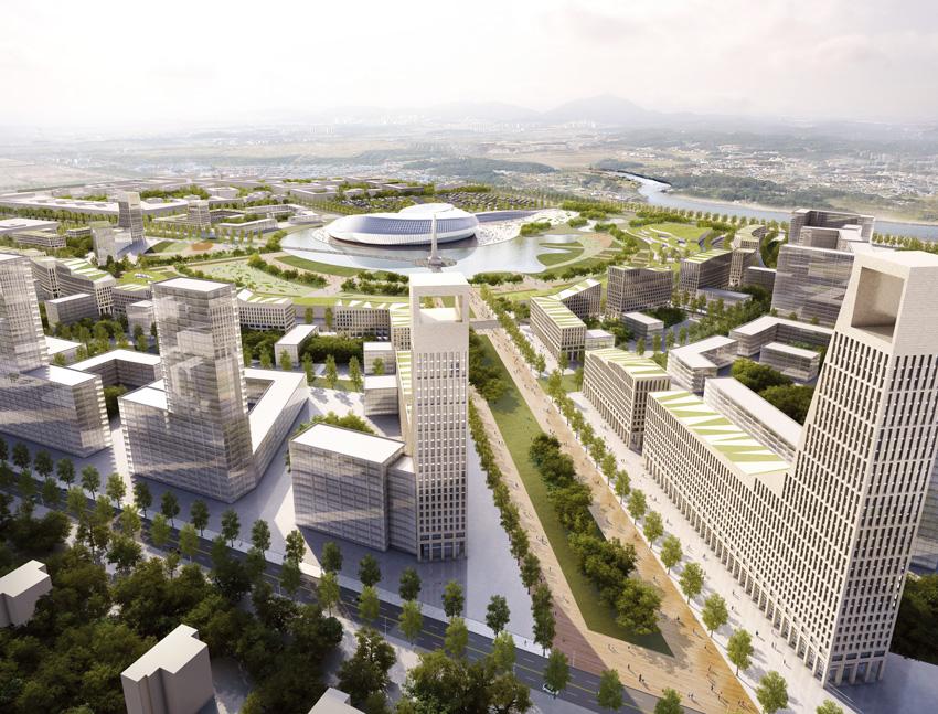 카자흐스탄 도시계획 전문 컨설팅, 2013년