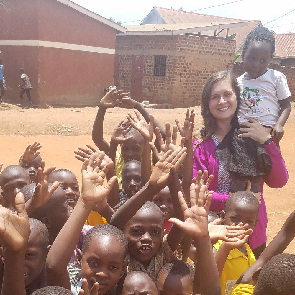 Cassie Wilson, Kitiibwa Ministries in Kampala Uganda