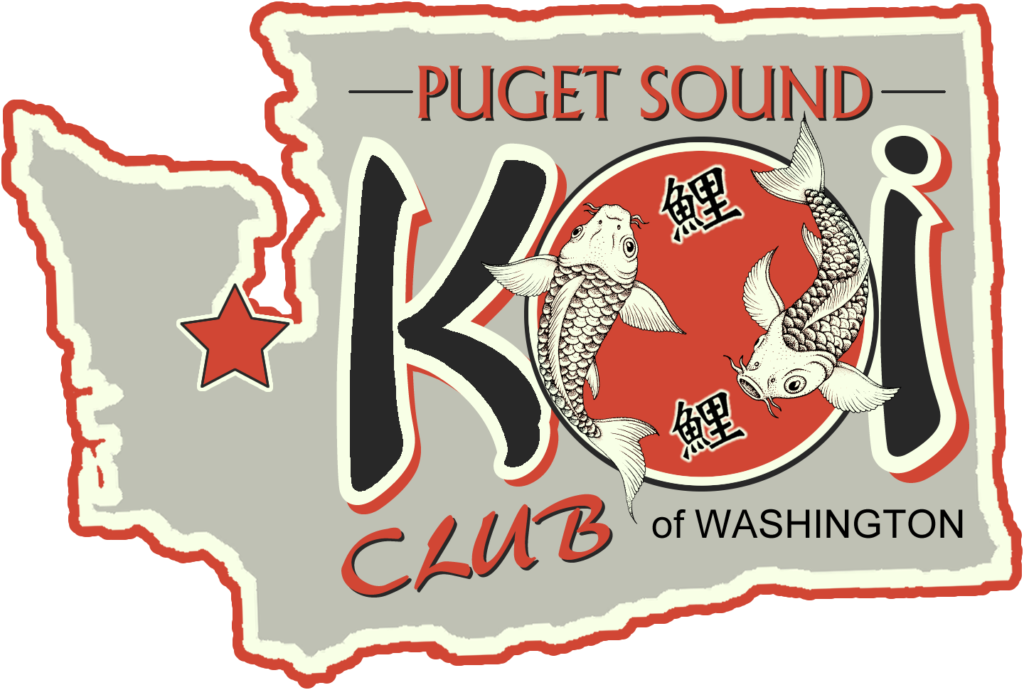 Puget Sound Koi Club