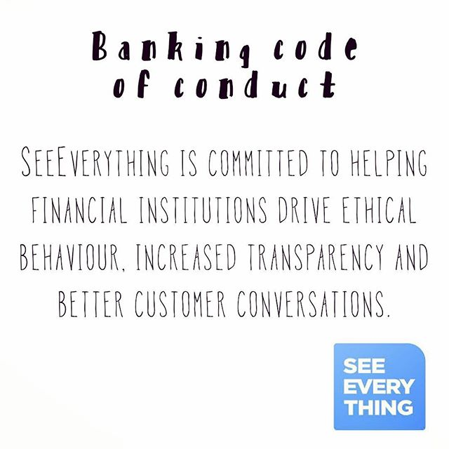 #AustralianBankingAssociation #codeofconduct #banking #asic #transparencybuildstrust #ethnics #royalcommission