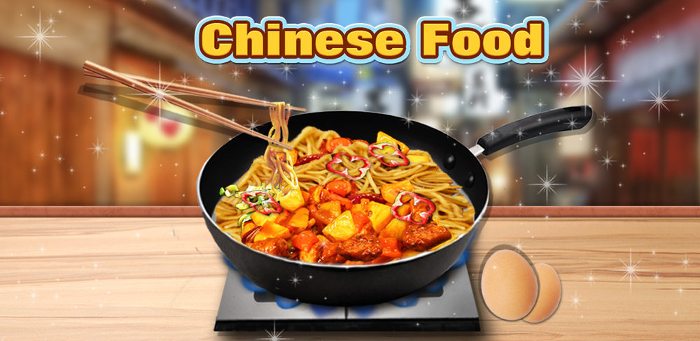 Chinese Food - Lunar New Year!  Cook Chinese food for the Chinese New Year! Cooking, Food, Making, Food Maker.