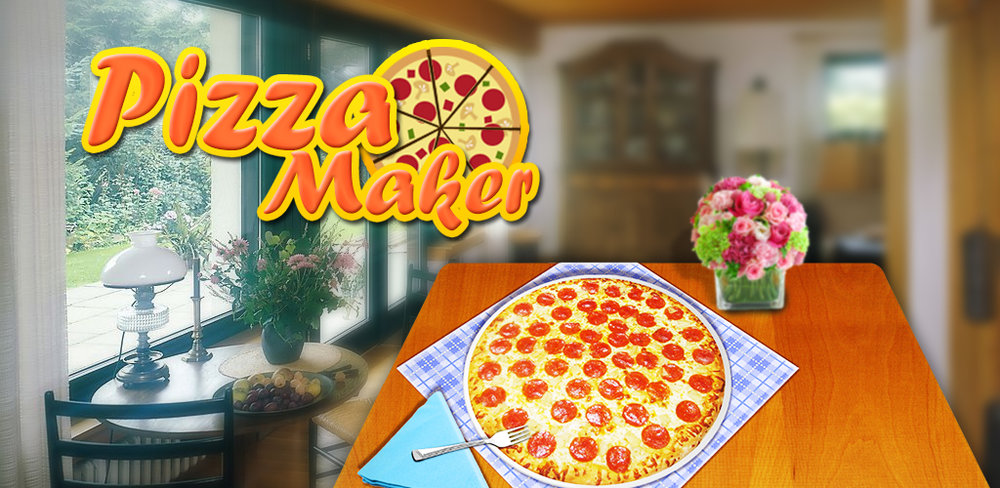 Pizza Maker!                                          Love Pizza shops? Learn REAL Italian cooking skills so you can DIY one at home!