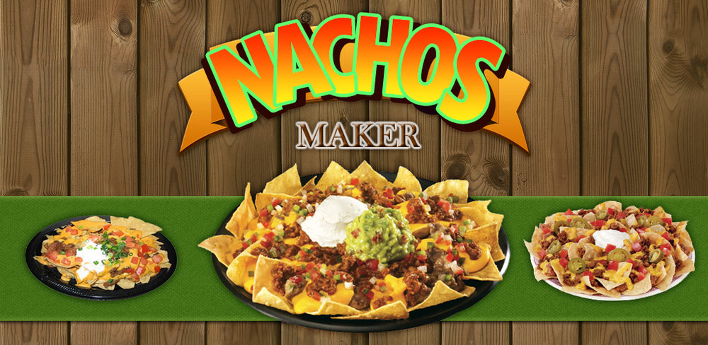 Nacho Maker  Crispy, Crunchy and Corn Chips! Make Nachos the way you like it!