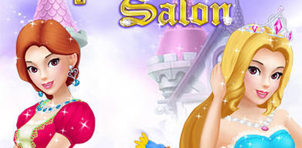 Princess Salon 3D  THE 1st and VERY BEST Princess Salon Makeover game in 3D has arrived!!!