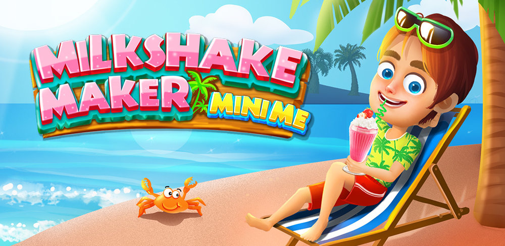 Mini ME Milkshake Maker  It's a HOT SUMMER DAY! Have FUN creating avatar with pictures & designing food!