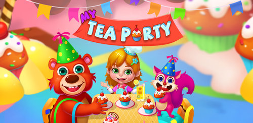 Cupcake Maker - Mini Tea Party    Invite your friends to join the bakery! Prepare some cupcakes for the tea party!