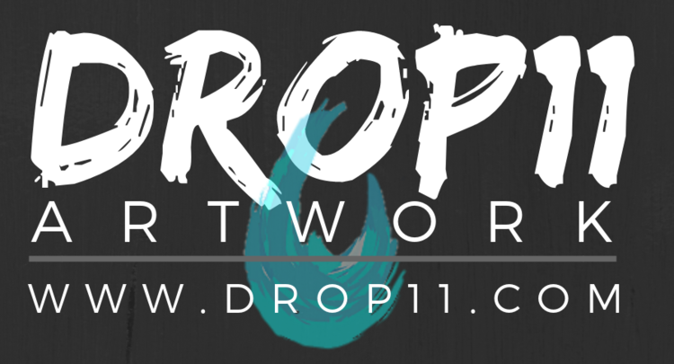 Drop11 Artwork