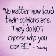opinion others judgements