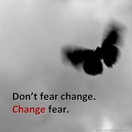 fear change struggle