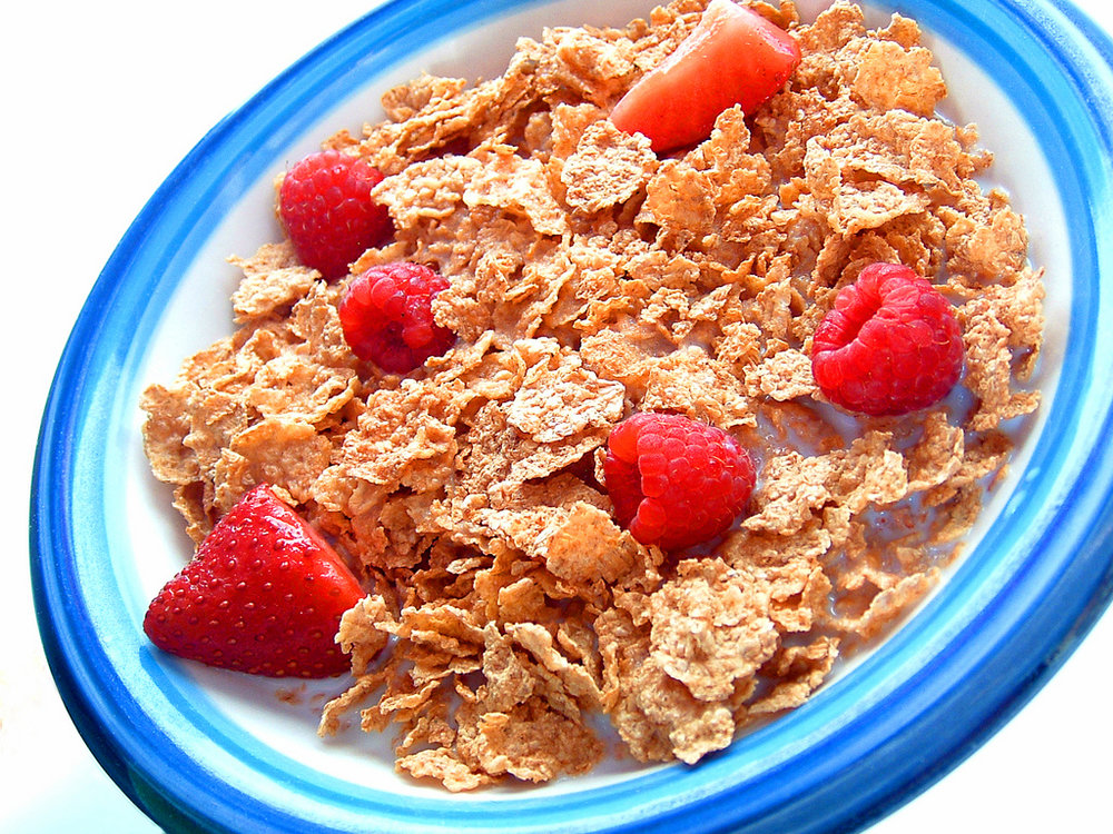 cereals fructose processed foods grains stephcuesta